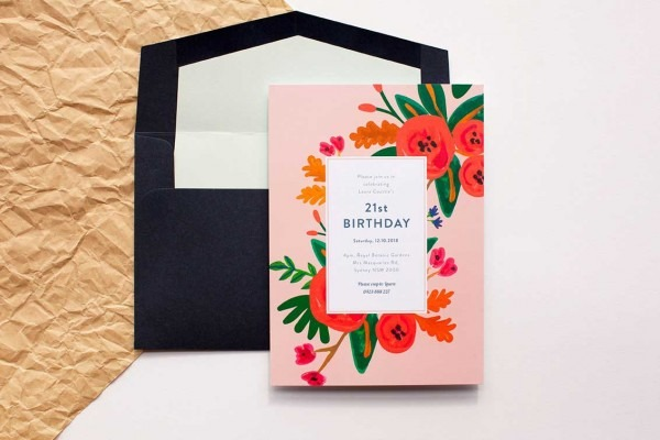 Everything You Need To Know About Birthday Invitation Wording