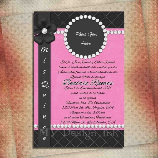 Masquerade Birthday Party Invitation Wording Combined With Your