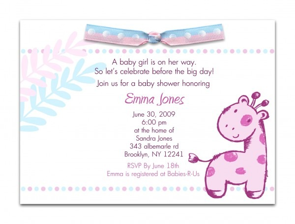 Beautiful Baby Shower Invite Ideas 48 On Invitations Cards
