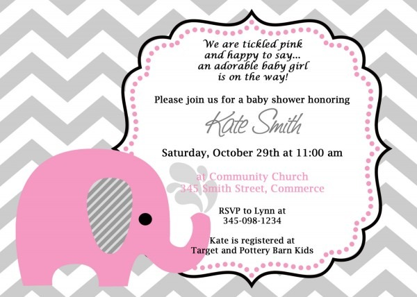 Wording Tips And Tricks For Baby Shower Invites