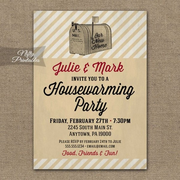 Best Housewarming Party Invitations Ideas From Diy Party Apartment