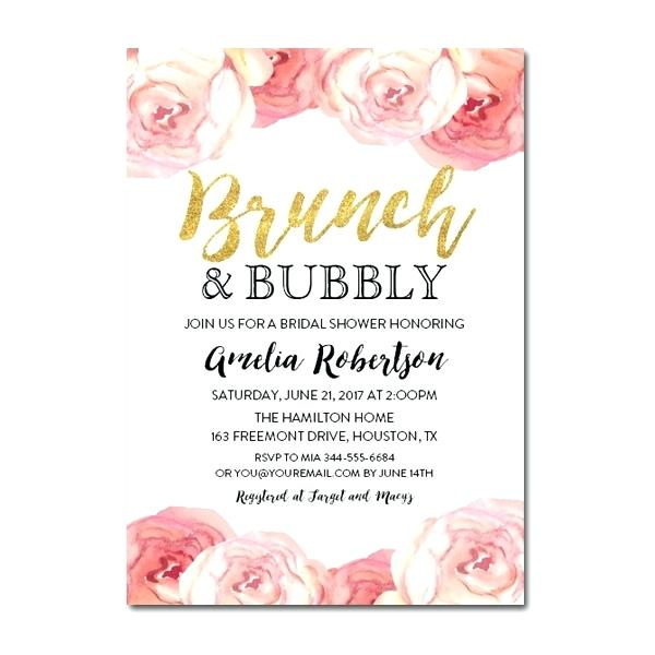 Birthday Brunch Invitations Packed With Inspirational Birthday