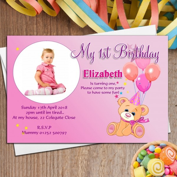 Birthday Card Invitation Fabulous With Birthday Card Invitation