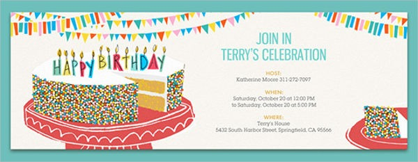 Invitation Ideas  Free Electronic Party Invitations