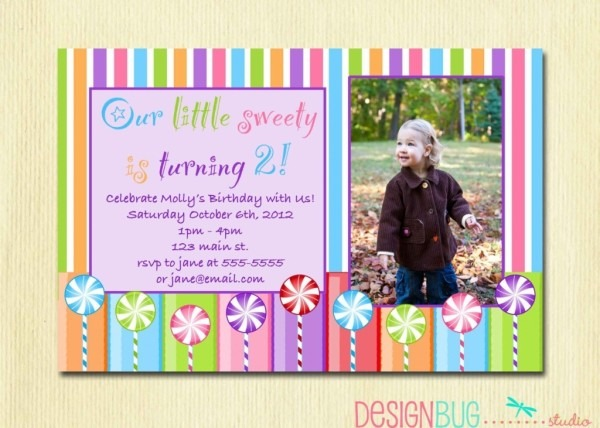 Birthday Invitation Quotes For Year Old Year Old Birthday Party