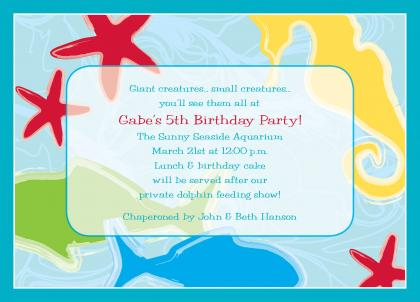 Birthday Invitation Wording For Kids Vintage With Birthday
