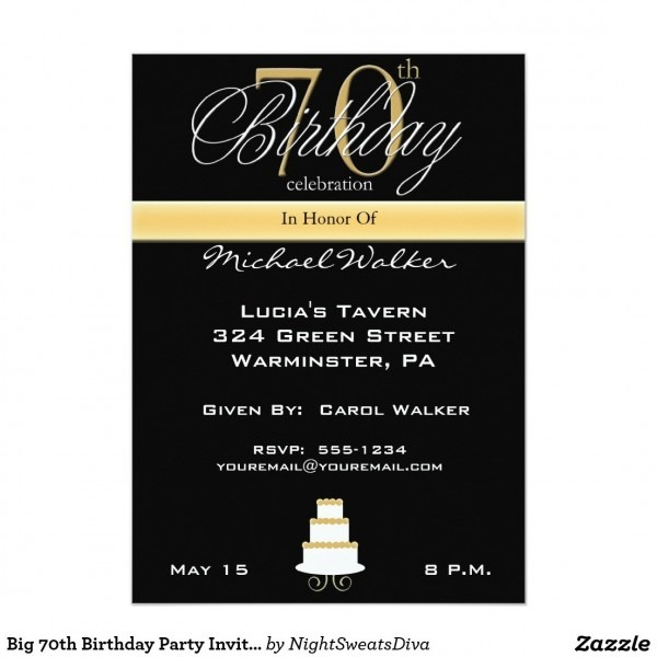 Probably Fantastic Best 70th Birthday Save The Date Cards Images
