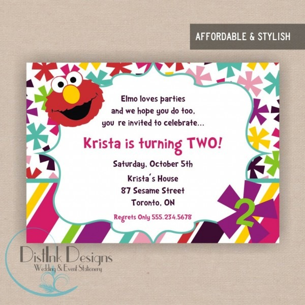 Birthday Party Invitation Wording To Inspire You How To Create The