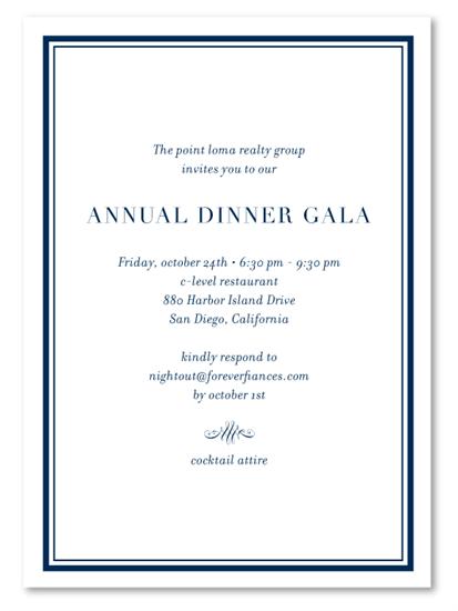 Black Tie Dinner Invitation Template Great With Black Tie Dinner