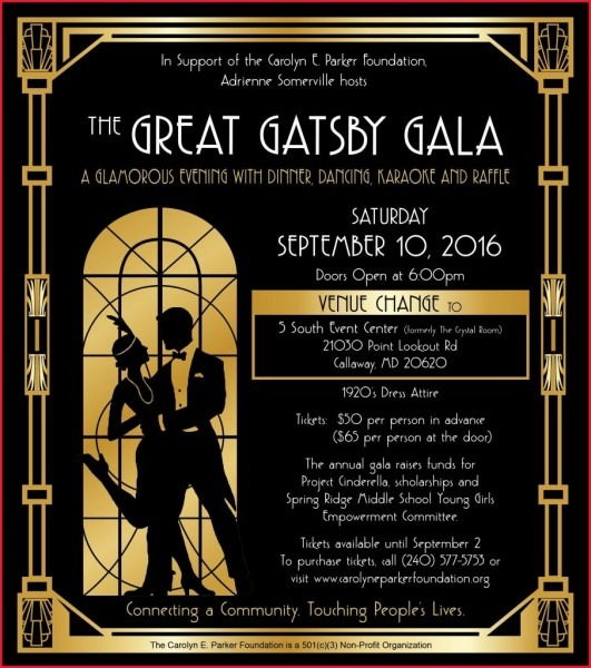 Blank Great Gatsby Invitation Template Valid Gatsby Invitation
