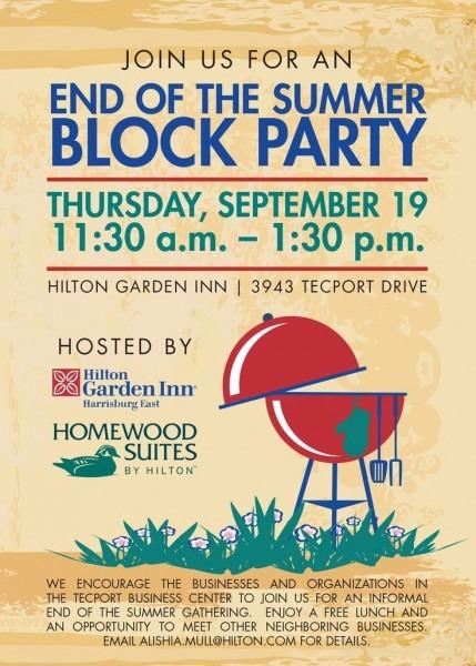 Block Party Invit Perfect Free Block Party Invitation Template