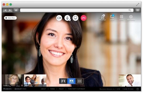 Webrtc Browser Based Video Conferencing