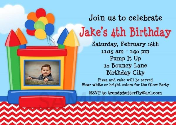 Boy Birthday Invitations Boy Birthday Invitations Gorgeous