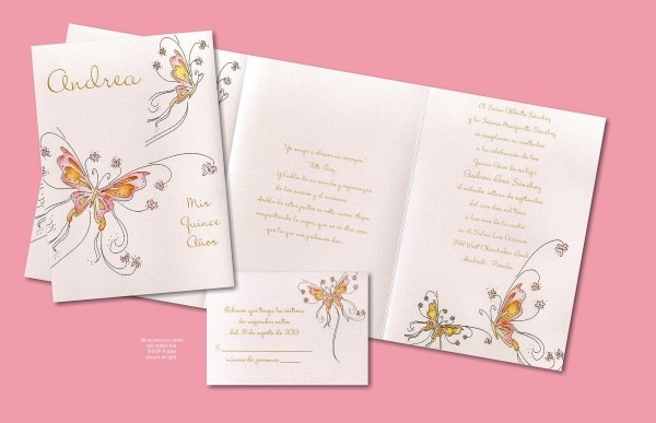 Invitations For Quinceanera Including Remarkable Party Invitation