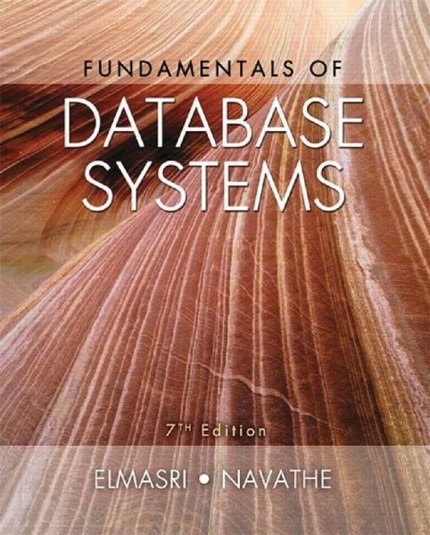Download Pdf Of Fundamentals Of Database Systems 7th Edition, By
