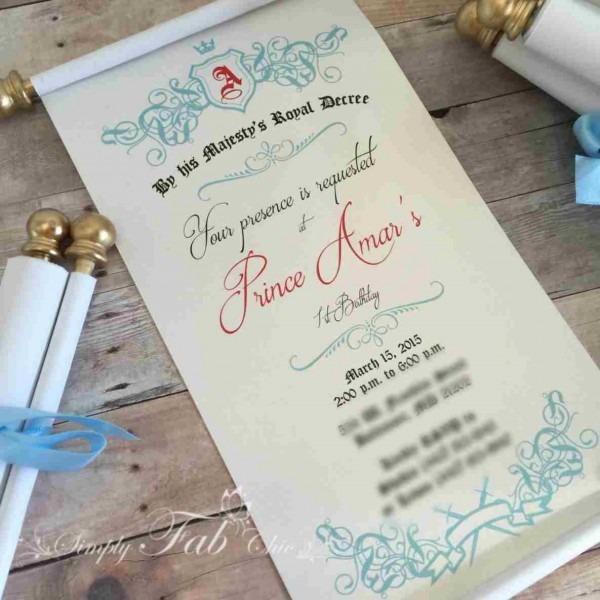 Wedding Invitations To Disney Characters