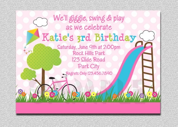 Cheap Custom Birthday Invitations — Birthday Invitation Examples