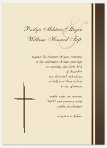 Christian Wedding Invitation Wording Lovely Christian Wedding