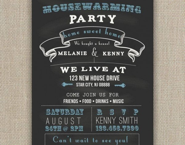 Elegant Party Invitations Is One Of The Best Idea For You To Make