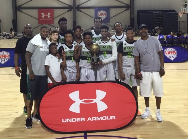 B  Maze Elite Aau On Twitter   Congratulations To The 8th Grade B