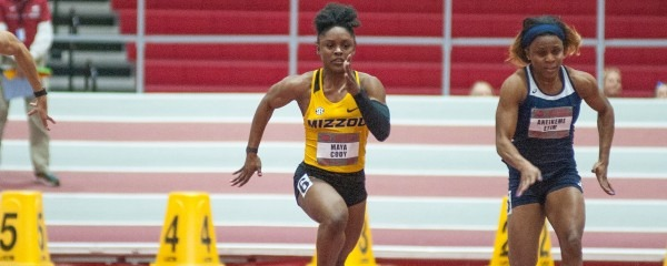 Continues Indoor Season At Vanderbilt Invitational
