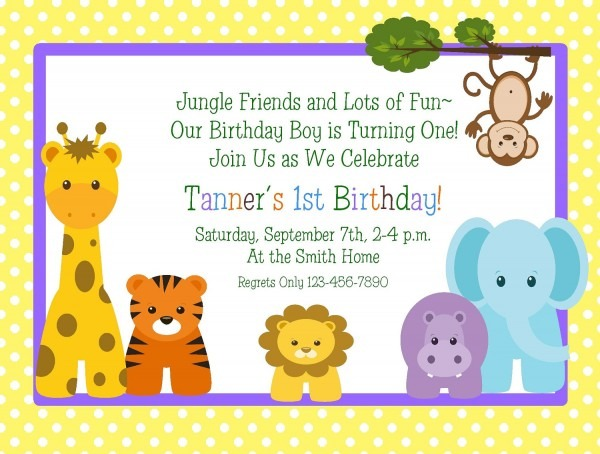 Colors First Birthday Card For Baby Boy Conjunction With Sayings