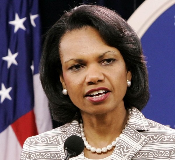 Condoleezza Rice Backs Out Of Giving Rutgers' Commencement Speech