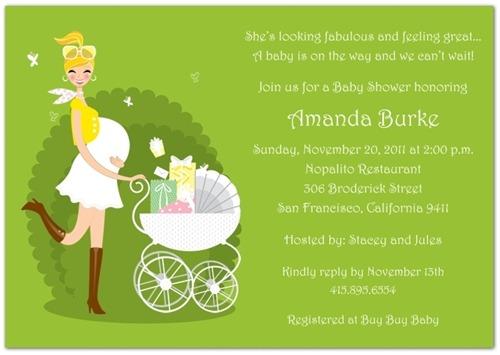 Lovable Baby Shower E Invitations 34