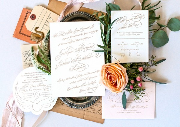 How To Style Stationery For Photography