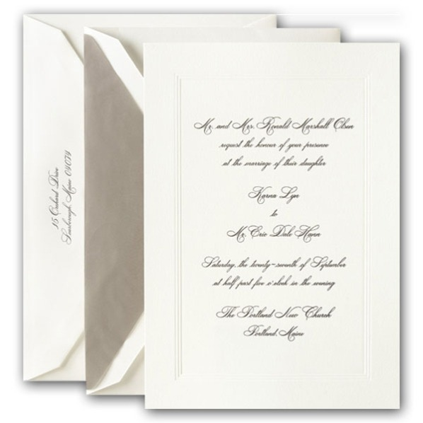 Crane Wedding Invitations Crane Wedding Invitations Also Have