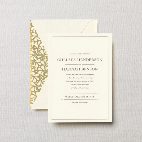 Crane & Co  Wedding Invitations & Stationery