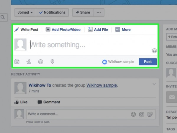 How To Create A New Facebook Group (with Cheat Sheet)