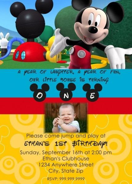Custom Birthday Invitations Custom Birthday Invitations With