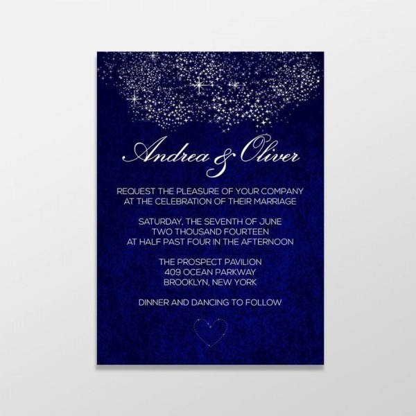 Custom Personalized Digital Wedding Invitation