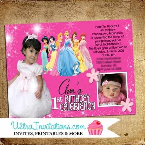Customizable Birthday Invitations Vintage With Customizable