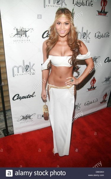 Daphne Joy Attends Tyrese Gibson's 'open Invitation' Album Release