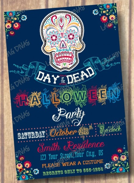 Day Of The Dead Party Supplies