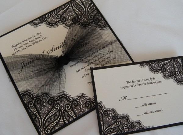 Wedding Accessories Marriage Invitation Card Sample Elegant