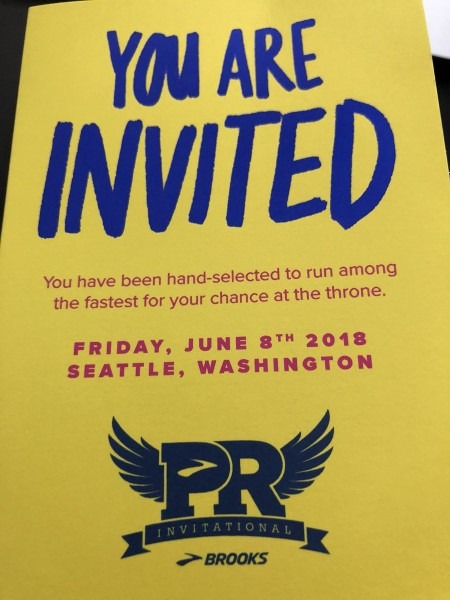 ⚡️jacob Miley⚡   On Twitter   Got Invited To The Brooks Pr