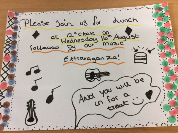 Ninian Park Primary On Twitter   We Would Like To Invite You To
