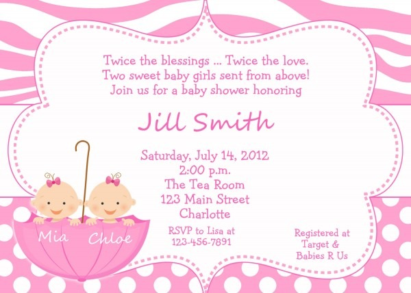 Diy Baby Shower Invitations Children's Book Theme