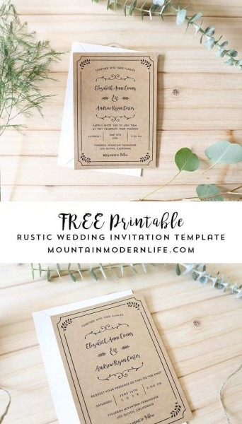 Diy Wedding Invitations Cardstock Best Of 11 Best Free Wedding