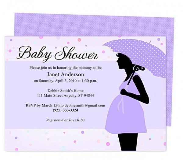 Invitation Ideas  Free Online Baby Shower Invitations Templates