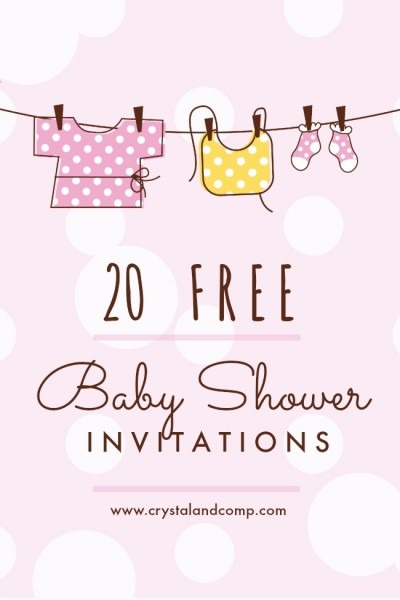 Downloadable Baby Shower Invitation Templates Free Luxury With