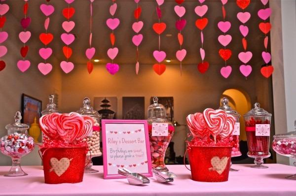 Travelmoon  Valentine's 1st Birthday Party