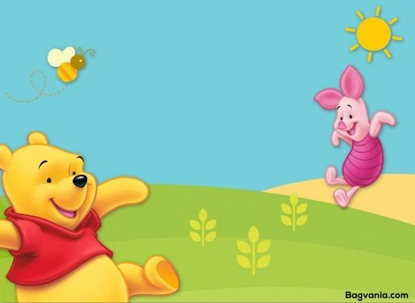 Get Free Printable Winnie The Pooh Birthday Invitation Wording