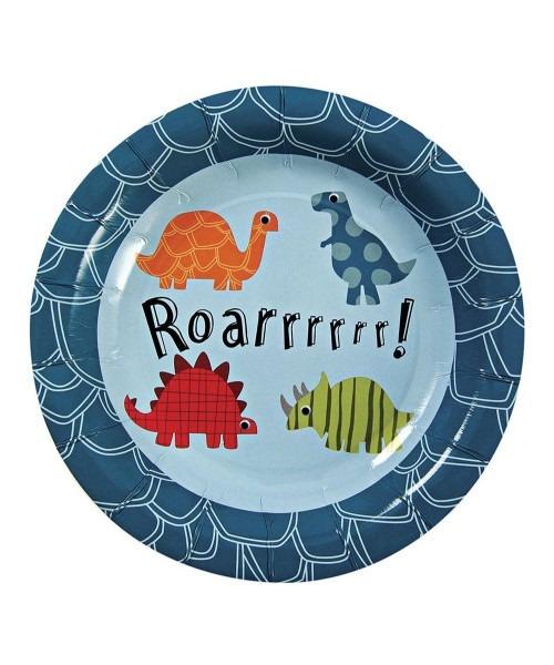 Meri Meri Dinosaur Plate