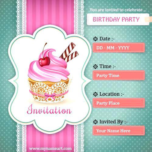 E Invitation Design Trend Birthday E Invitations