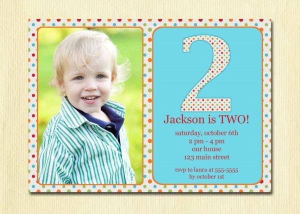 Edafbddbcd Fancy Birthday Invitations 2 Year Old
