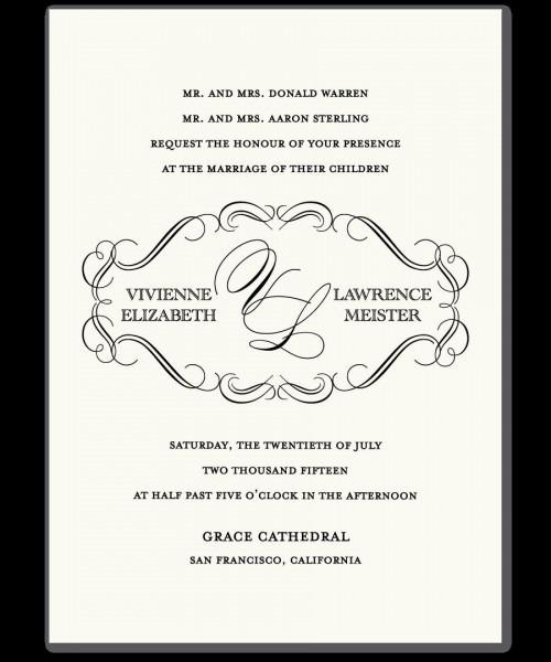 Christian Wedding Invitation Verses